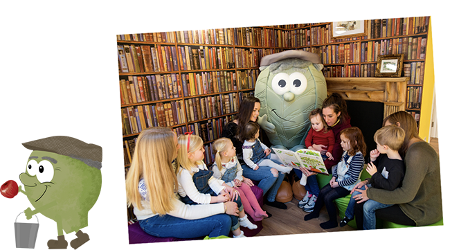 mr sprouts library